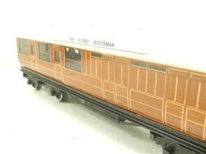 "Ace Trains O Gauge C4 LNER ""The Flying Scotsman"" x3 Corridor Coaches Set B Boxed image 7"