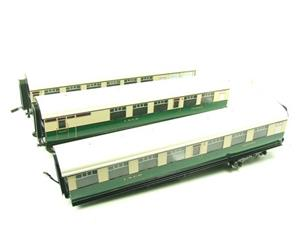 Ace Trains O Gauge C/4 LNER Articulated Tourist Stock x6 Coaches Set Boxed image 3