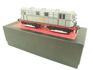 "Ace Trains O Gauge E17 ""London Transport Grey"" Metropolitan Bo Bo Loco No 14 Electric 2/3 Rail image 3"