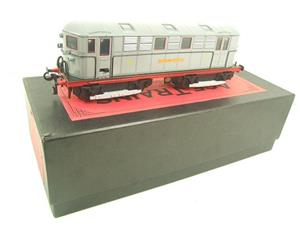 "Ace Trains O Gauge E17 ""London Transport Grey"" Metropolitan Bo Bo Loco No 14 Electric 2/3 Rail image 4"
