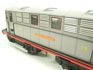 "Ace Trains O Gauge E17 ""London Transport Grey"" Metropolitan Bo Bo Loco No 14 Electric 2/3 Rail image 9"