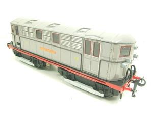 "Ace Trains O Gauge E17 ""London Transport Grey"" Metropolitan Bo Bo Loco No 14 Electric 2/3 Rail image 10"