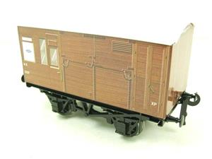 "Ace Trains O Gauge G2 Van Series LNER ""Horse Box"" Van R/N NE 2327 Tinplate image 3"