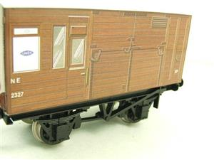 "Ace Trains O Gauge G2 Van Series LNER ""Horse Box"" Van R/N NE 2327 Tinplate image 4"