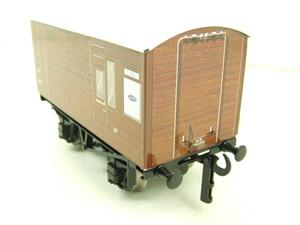 "Ace Trains O Gauge G2 Van Series LNER ""Horse Box"" Van R/N NE 2327 Tinplate image 5"
