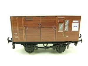 "Ace Trains O Gauge G2 Van Series LNER ""Horse Box"" Van R/N NE 2327 Tinplate image 7"