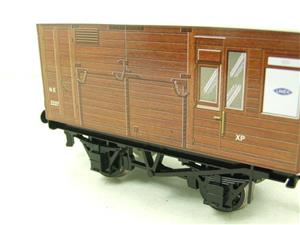 "Ace Trains O Gauge G2 Van Series LNER ""Horse Box"" Van R/N NE 2327 Tinplate image 8"