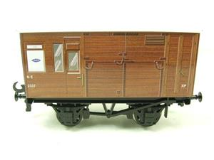 "Ace Trains O Gauge G2 Van Series LNER ""Horse Box"" Van R/N NE 2327 Tinplate image 10"