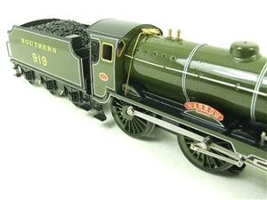 "Ace Trains O Gauge E10 SR Schools Class ""Harrow"" R/N 919 Electric 2/3 Rail Boxed image 6"