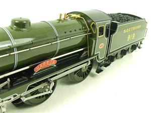 "Ace Trains O Gauge E10 SR Schools Class ""Harrow"" R/N 919 Electric 2/3 Rail Boxed image 7"