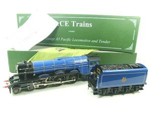 "Ace Trains O Gauge E6 A3 Pacific BR Blue ""Papyrus"" R/N 60096 Electric 3 Rail Bxd image 3"