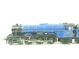 "Ace Trains O Gauge E6 A3 Pacific BR Blue ""Papyrus"" R/N 60096 Electric 3 Rail Bxd image 7"