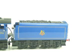 "Ace Trains O Gauge E6 A3 Pacific BR Blue ""Papyrus"" R/N 60096 Electric 3 Rail Bxd image 8"