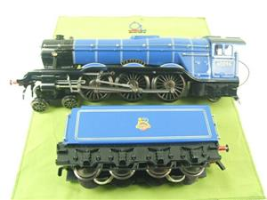 "Ace Trains O Gauge E6 A3 Pacific BR Blue ""Papyrus"" R/N 60096 Electric 3 Rail Bxd image 10"