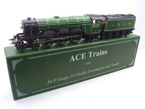 "Ace Trains O Gauge E/6 A3 Pacific Class LNER ""Diamond Jubilee"" R/N 2545 Electric 3 Rail Boxed image 2"