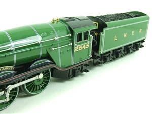 "Ace Trains O Gauge E/6 A3 Pacific Class LNER ""Diamond Jubilee"" R/N 2545 Electric 3 Rail Boxed image 4"