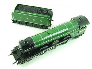 "Ace Trains O Gauge E/6 A3 Pacific Class LNER ""Diamond Jubilee"" R/N 2545 Electric 3 Rail Boxed image 6"