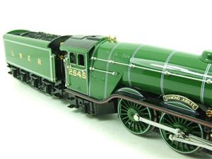 "Ace Trains O Gauge E/6 A3 Pacific Class LNER ""Diamond Jubilee"" R/N 2545 Electric 3 Rail Boxed image 8"