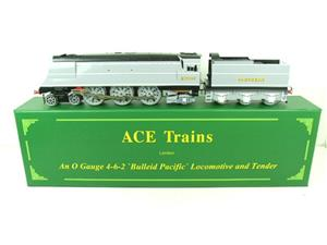"Ace Trains O Gauge E9 Bulleid Pacific SR ""Fighter Command"" R/N 21C164 Elec Boxed image 1"