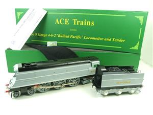"Ace Trains O Gauge E9 Bulleid Pacific SR ""Fighter Command"" R/N 21C164 Elec Boxed image 3"