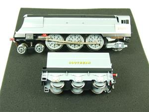 "Ace Trains O Gauge E9 Bulleid Pacific SR ""Fighter Command"" R/N 21C164 Elec Boxed image 9"