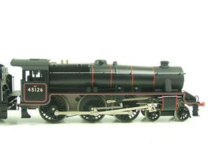 Ace Trains O Gauge E19-C1 BR Satin Black 5 Loco & Tender R/N 45126 Electric 2/3 Rail Bxd image 5