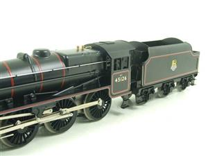 Ace Trains O Gauge E19-C1 BR Satin Black 5 Loco & Tender R/N 45126 Electric 2/3 Rail Bxd image 7