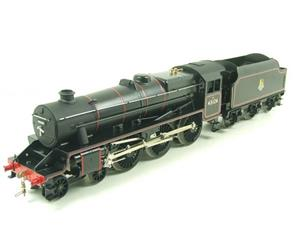 Ace Trains O Gauge E19-C1 BR Satin Black 5 Loco & Tender R/N 45126 Electric 2/3 Rail Bxd image 9