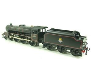 Ace Trains O Gauge E19-C1 BR Satin Black 5 Loco & Tender R/N 45126 Electric 2/3 Rail Bxd image 10