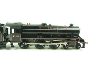 Ace Trains O Gauge E19-C2 Early BR Gloss Black 5 4-6-0 Loco & Tender R/N 45212 image 5