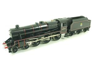Ace Trains O Gauge E19-C2 Early BR Gloss Black 5 4-6-0 Loco & Tender R/N 45212 image 10