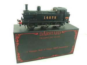 Darstaed O Gauge LMS Unlined Black Class 3F Jinty Tank Loco R/N 16575 Bxd Electric 3 Rail image 2