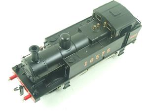 Darstaed O Gauge LMS Unlined Black Class 3F Jinty Tank Loco R/N 16575 Bxd Electric 3 Rail image 4