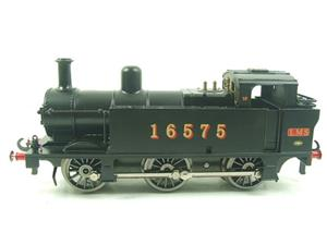 Darstaed O Gauge LMS Unlined Black Class 3F Jinty Tank Loco R/N 16575 Bxd Electric 3 Rail image 6