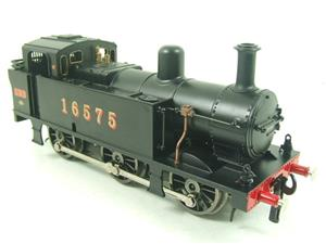 Darstaed O Gauge LMS Unlined Black Class 3F Jinty Tank Loco R/N 16575 Bxd Electric 3 Rail image 7