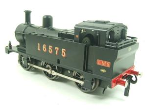 Darstaed O Gauge LMS Unlined Black Class 3F Jinty Tank Loco R/N 16575 Bxd Electric 3 Rail image 8