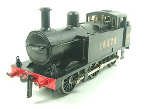 Darstaed O Gauge LMS Unlined Black Class 3F Jinty Tank Loco R/N 16575 Bxd Electric 3 Rail image 9