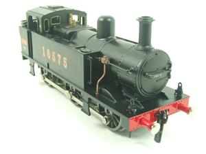 Darstaed O Gauge LMS Unlined Black Class 3F Jinty Tank Loco R/N 16575 Bxd Electric 3 Rail image 10
