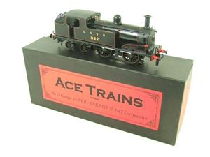Ace Trains O Gauge E25B1 LNER Black G5 Tank Loco R/N 1882 Electric 2/3 Rail Boxed image 4