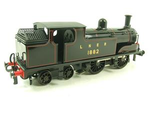 Ace Trains O Gauge E25B1 LNER Black G5 Tank Loco R/N 1882 Electric 2/3 Rail Boxed image 6