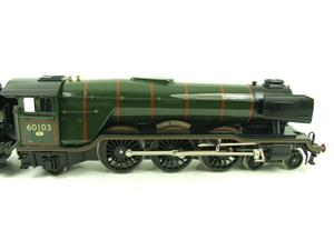 "Bassett Lowke O Gauge BR A3 Pacific Class ""Flying Scotsman"" R/N 60103 Electric 2/3 Rail image 6"