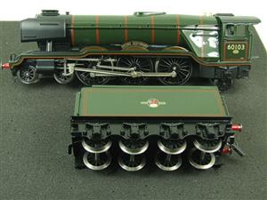 "Bassett Lowke O Gauge BR A3 Pacific Class ""Flying Scotsman"" R/N 60103 Electric 2/3 Rail image 8"