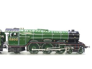 "Ace Trains O Gauge LNER Green A3 Pacific ""Windsor Lad"" RN 2500 Electric 3 Rail Bxd image 5"
