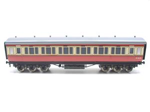 Darstaed O Gauge BR Twelve Wheel Side Corridor Coach R/N M346M Lit Interior image 1