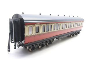Darstaed O Gauge BR Twelve Wheel Side Corridor Coach R/N M346M Lit Interior image 2
