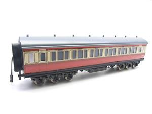 Darstaed O Gauge BR Twelve Wheel Side Corridor Coach R/N M346M Lit Interior image 4