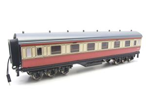 Darstaed O Gauge BR Twelve Wheel Side Corridor Coach R/N M346M Lit Interior image 9