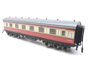 Darstaed O Gauge BR Twelve Wheel Side Corridor Coach R/N M346M Lit Interior image 10