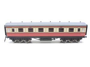 Darstaed O Gauge BR Twelve Wheel All 3rd Corridor Coach R/N M331M Lit Interior image 1