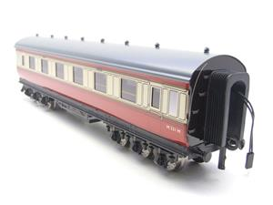 Darstaed O Gauge BR Twelve Wheel All 3rd Corridor Coach R/N M331M Lit Interior image 2